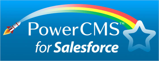 PowerCMS for Salesforce